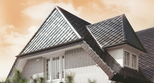 керамічна дахівка Браас Смарагд