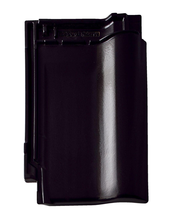 Braas Рубін 9V глазурована чорна