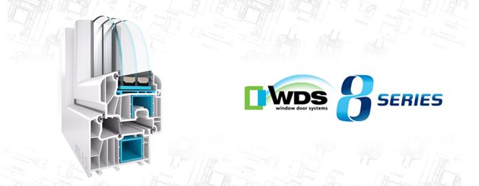 Профіль Epilson WDS 8 склопакет