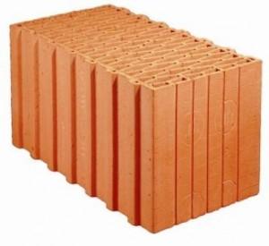 Блоки Porotherm Profi